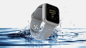 ضد آب بودن ساعت هوشمند اومتینگ E-Joy