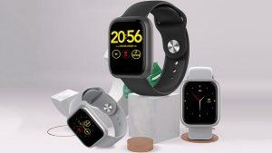 صفحه نمایش ساعت هوشمند اومتینگ E-Joy