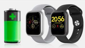 باتری قدرتمند ساعت هوشمند اومتینگ E-Joy