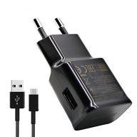 شارژر اصلی سامسونگ s8 به همراه کابل تایپ سی