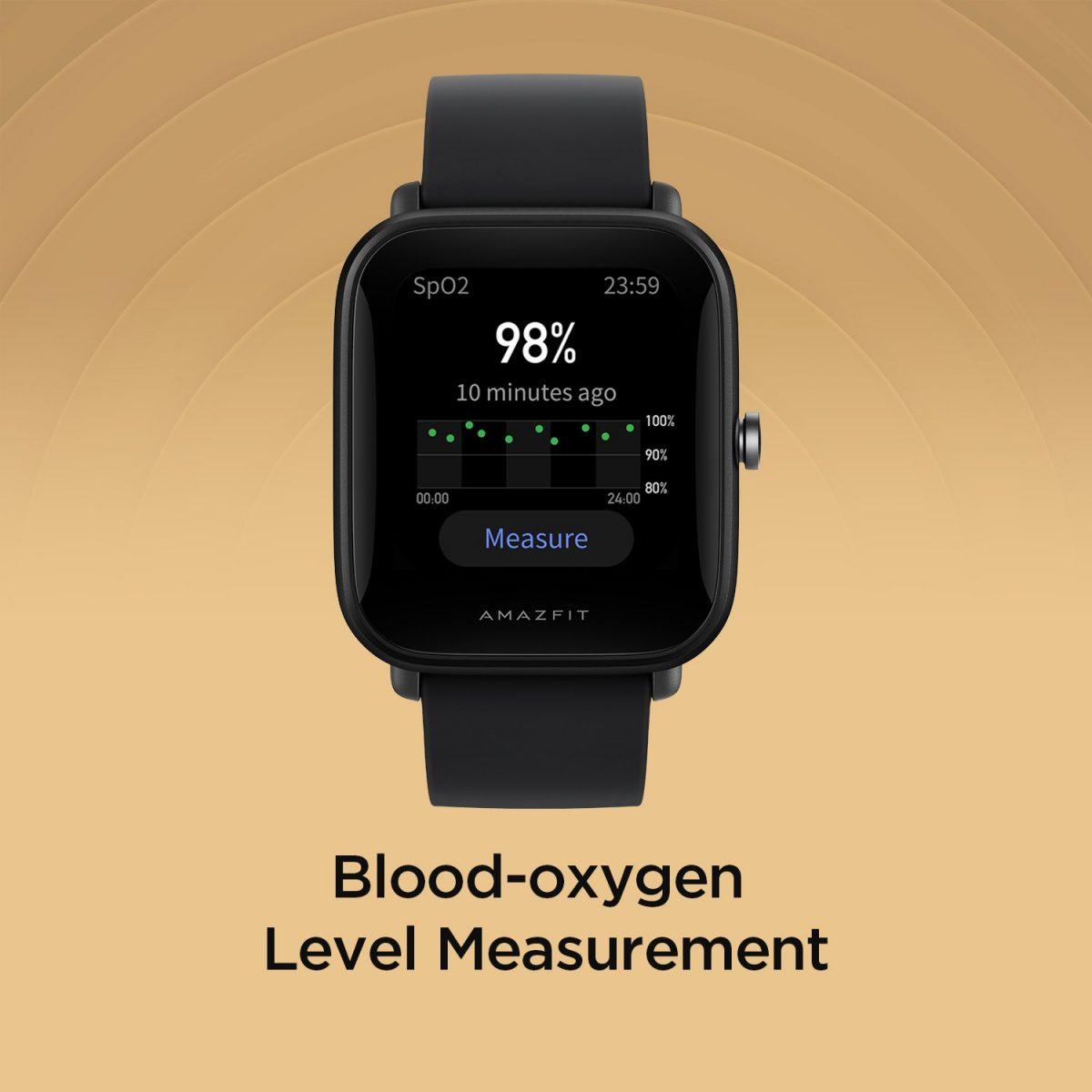 ساعت هوشمند امیزفیت Amazfit Bip U Pro
