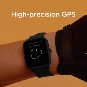 gps در ساعت هوشمند امیزفیت Amazfit Bip U Pro